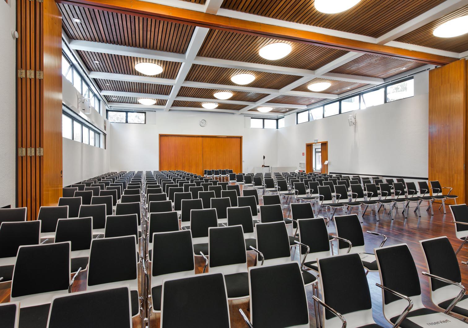 Großer Saal im Tagungswerk