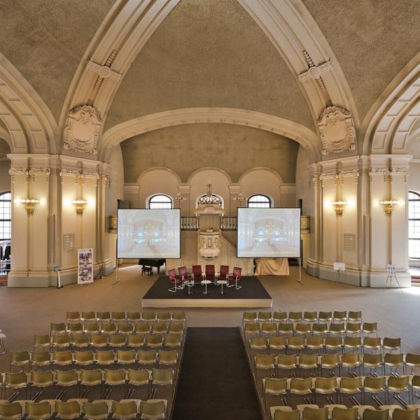 Eventlocation Berlin Französische Friedrichstadtkirche