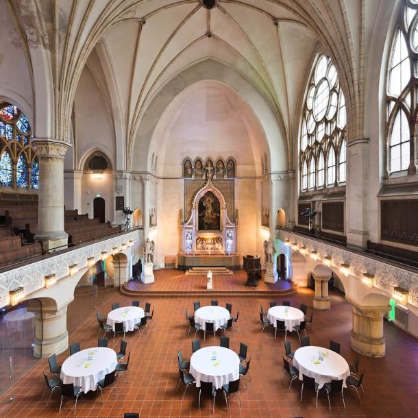Eventlocation Berlin Zwinglikirche
